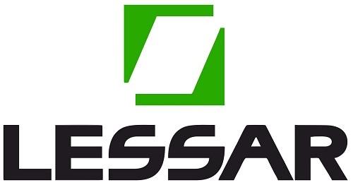 Логотип Lessar