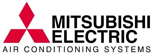 Логотип Mitsubishi Electric