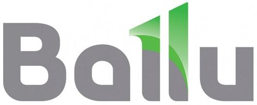 Логотип Ballu